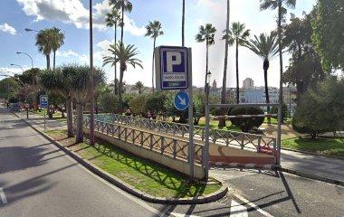 Paseo de Colón – Maestranza - Städteparken Sevilla