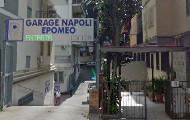 Garage Epomeo - Städteparken Neapel