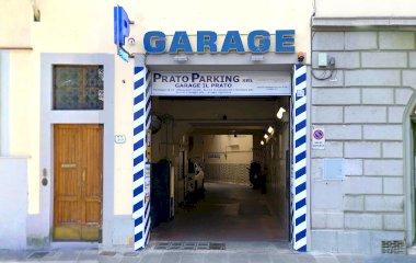 Garage il Prato - Städteparken Florenz