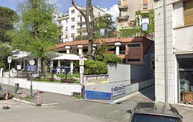 Garage Euclide - Städteparken Rom