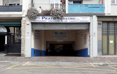 Garage Porpora - Städteparken Florenz