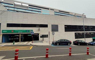 SABA Hospital Ourense (CHUO) - Städteparken Ourense
