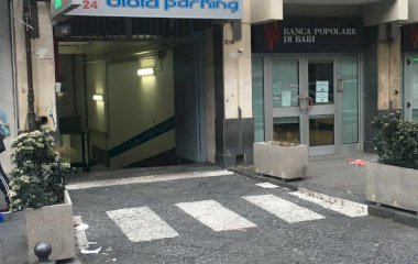 Garage Gioia Lucci - Städteparken Neapel