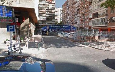 Mundial - Städteparken Madrid