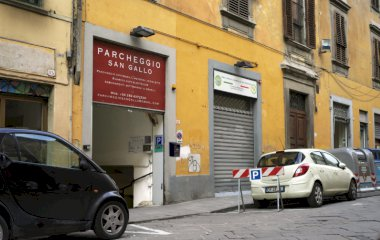 San Gallo - Städteparken Florenz