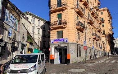 Garage Sannazaro - Städteparken Neapel