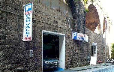 Garage il Faro - Städteparken Sorrento