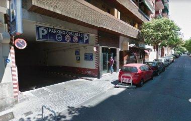 Coslada - Städteparken Madrid