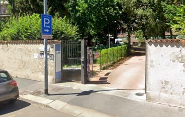 Delle Basiliche - Städteparken Mailand