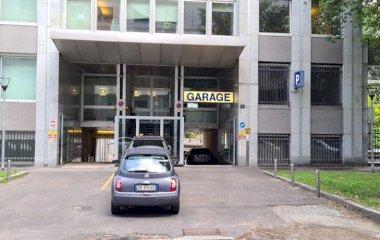 Panzini – Tiziano - Städteparken Mailand