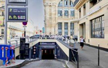 SAEMES Anvers - Städteparken Paris