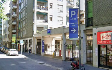 Cenisio - Städteparken Mailand