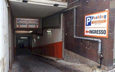 Scarlatti - Städteparken Neapel