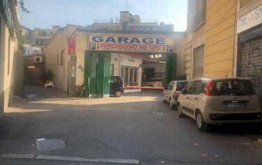 Garage Milanesi - Städteparken Mailand