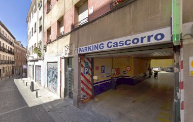 Rastro – Cascorro - Städteparken Madrid