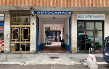 Autogarage Bausan - Städteparken Mailand