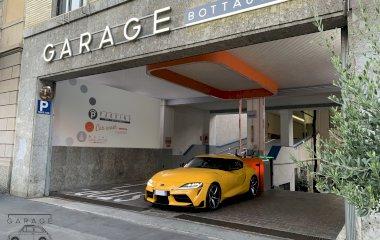 Bottauto - Städteparken Mailand