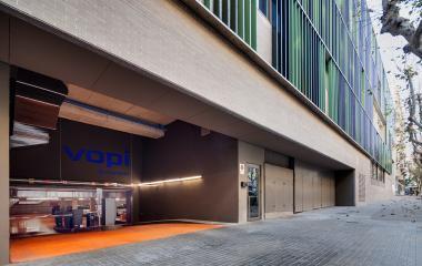 Gràcia – Bailén 225 - Städteparken Barcelona