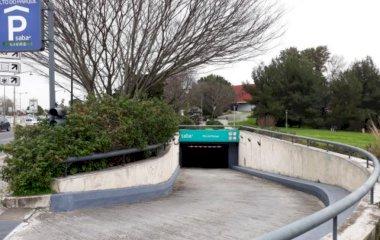 SABA – Parque de Estacionamento do Alto do Parque - Städteparken Lissabon