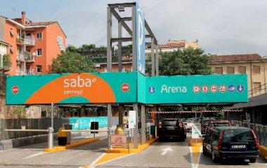 SABA – Verona Arena - Städteparken Verona