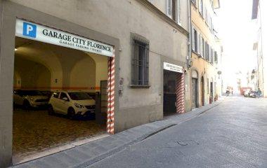 Garage City Florence – Borgo Pinti - Städteparken Florenz