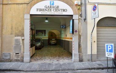 Garage Fiesolana - Städteparken Florenz