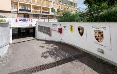 Garage Forlanini - Städteparken Florenz