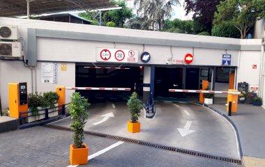 Climiparking Madrid - Städteparken Madrid