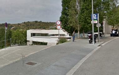 Tanatori Sant Gervasi - Städteparken Barcelona