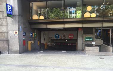 Diagonal 403 - Städteparken Barcelona