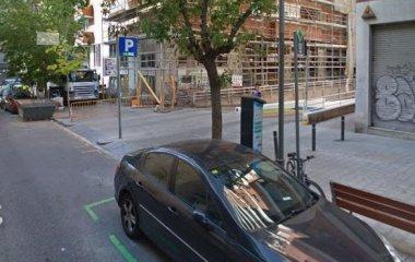 Les Corts – Avenida Madrid - Städteparken Barcelona