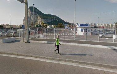 Aeropuerto-Gibraltar – Santa Bárbara – Turismos - Städteparken La Línea