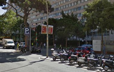 Complex Esportiu Les Corts - Städteparken Barcelona
