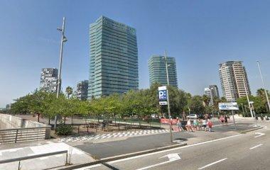BSM Platja Bogatell – Bus Garcia Fària - Städteparken Barcelona