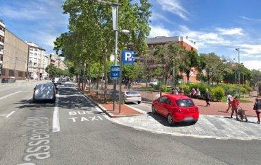 BSM Maragall – Guinardó - Städteparken Barcelona