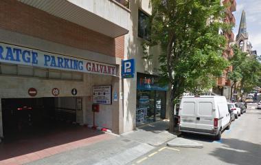 Galvany – Calaf - Städteparken Barcelona