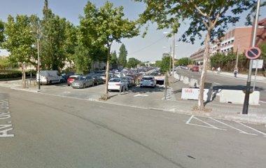 BSM Les Corts – Tanatori - Städteparken Barcelona