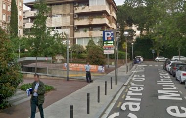 BSM Pedralbes – Marquès de Mulhacén - Städteparken Barcelona