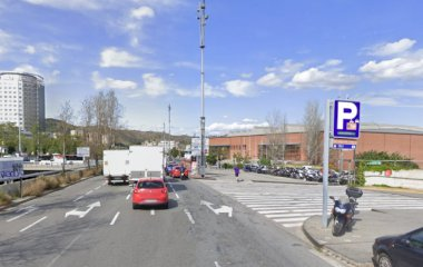 BSM Vall d'Hebron – Sant Genís - Städteparken Barcelona