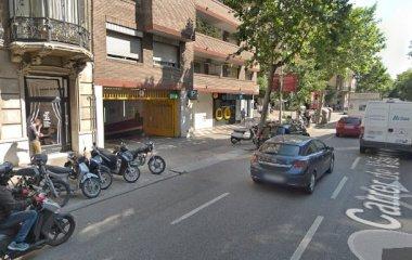 NN Bruc – Conservatori - Städteparken Barcelona
