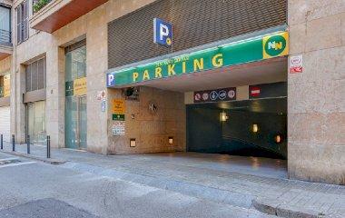 NN Sant Gervasi - Städteparken Barcelona