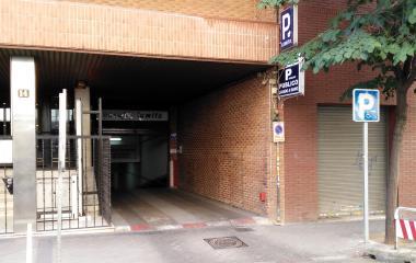 Ferrer del Río 14 - Städteparken Madrid