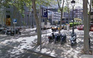 NN Diagonal - Städteparken Barcelona