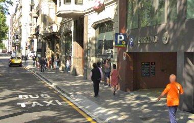 NN Gran Via – Bruc - Städteparken Barcelona