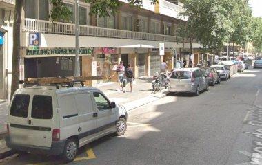 NN Rocafort -Gran Via - Städteparken Barcelona