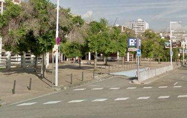 BSM Plaça de les Arts - Städteparken Barcelona