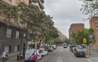 BSM Concepción Arenal – Sagrera - Städteparken Barcelona