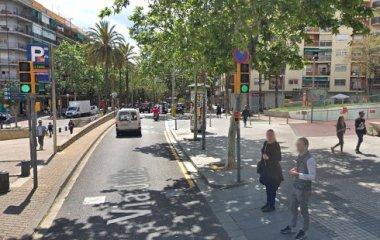 BSM Francesc Layret - Städteparken Barcelona