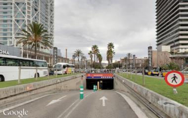 BSM Marina – Port Olímpic - Städteparken Barcelona