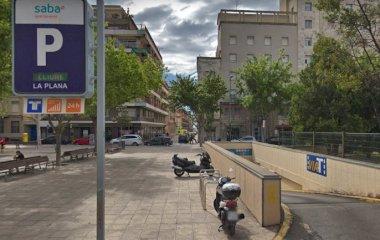 SABA Plaça La Plana - Städteparken Badalona